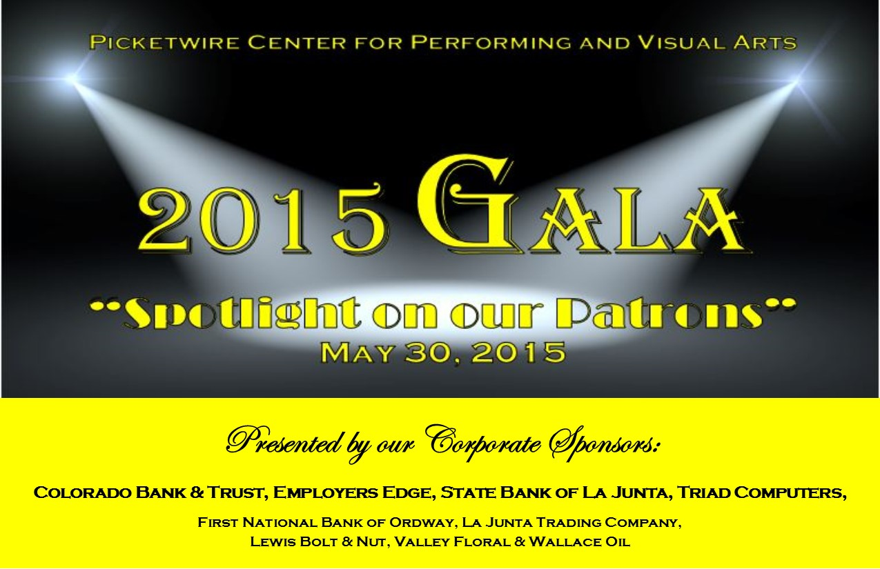 Silent Auction Catalog for Annual Gala on Saturday, May 30th