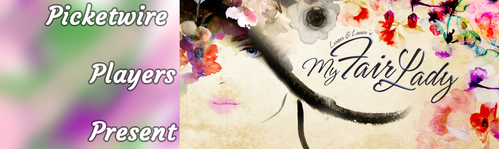 My Fair Lady Banner